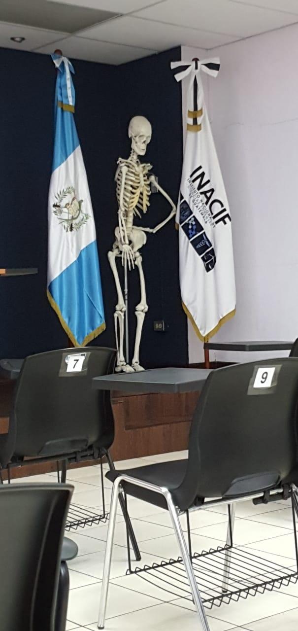 REVISIÓN EXPEDIENTES INDICADOR DE CALIDAD TANATOLOGÍA - EVALUACIÓN2019